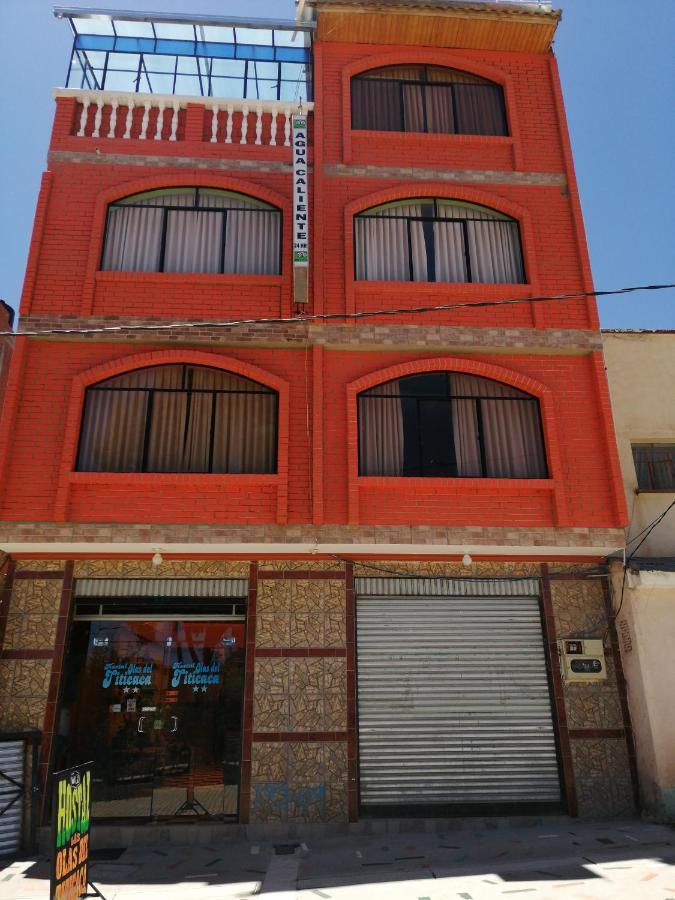 Гостевой дом  Гостевой дом  Hostal Olas Del Titicaca