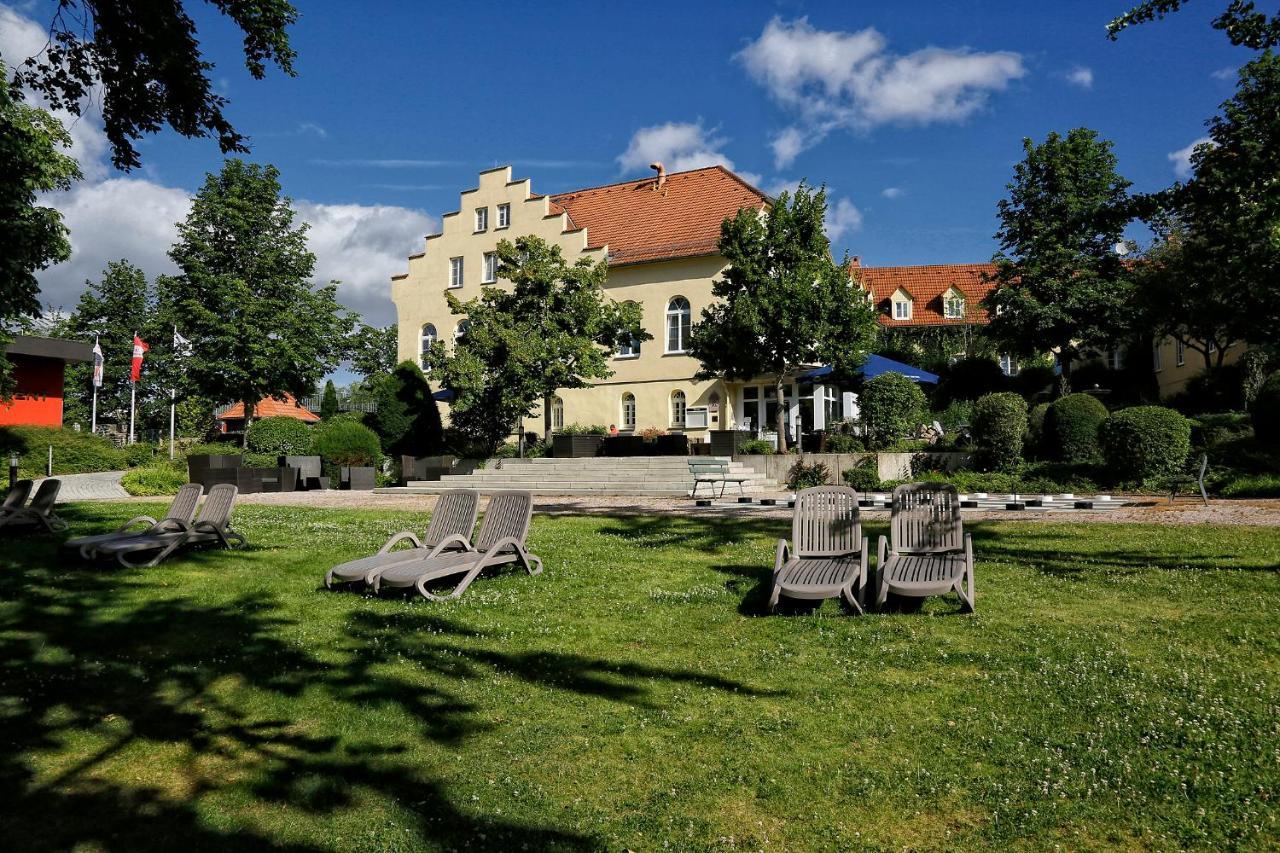 Отель  Romantik Hotel Dorotheenhof Weimar