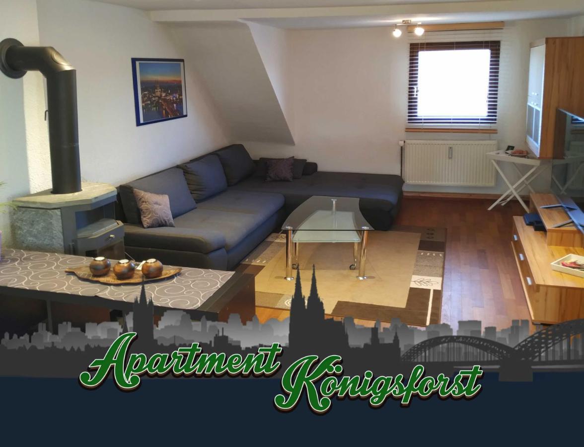Апартаменты/квартира Apartment Königsforst
