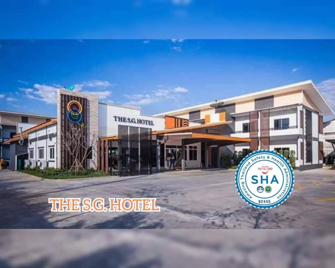 Отель  Отель  The S.G Hotel