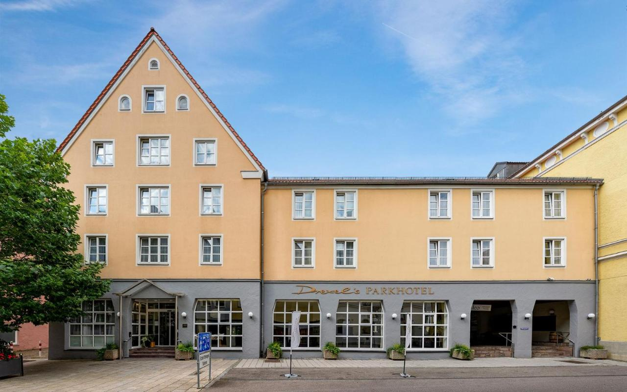 Отель  Отель  Drexel´s Parkhotel