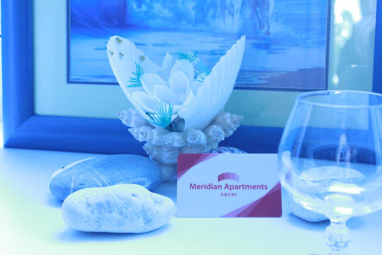 Апартаменты/квартиры  Апартаменты Меридиан Оздоровительный Комплекс Дагомыс  - отзывы Booking