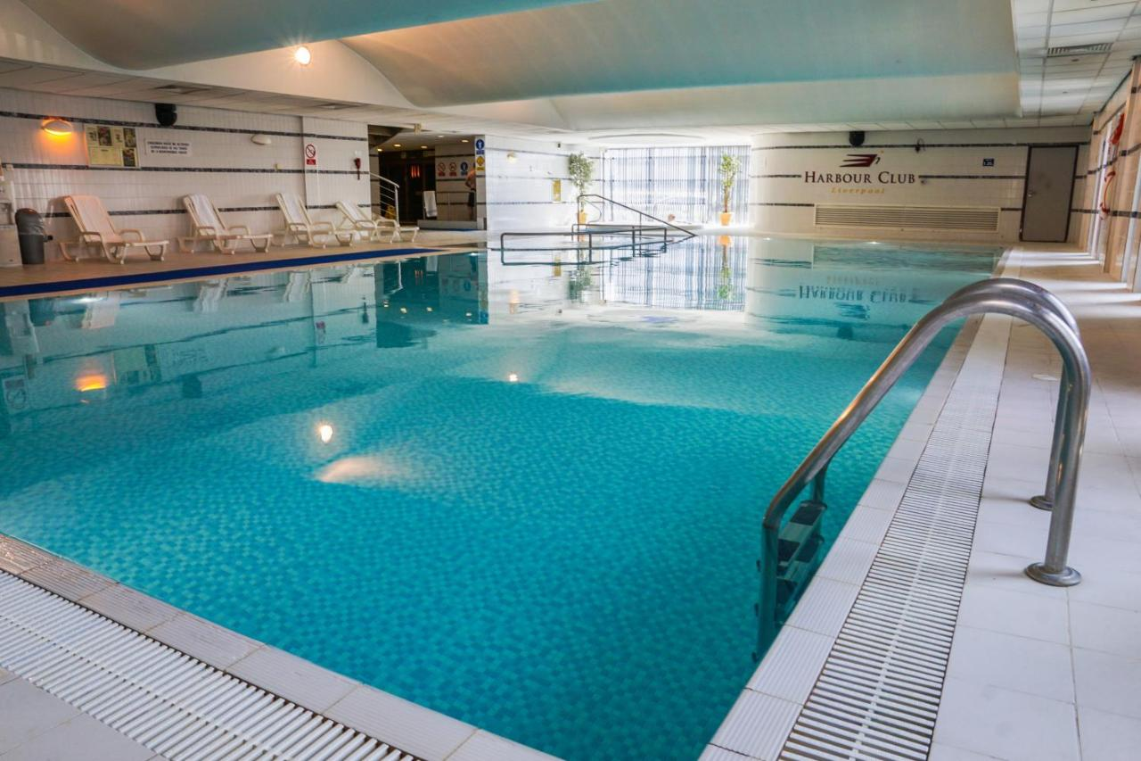 Отель  Crowne Plaza Liverpool City Centre  - отзывы Booking