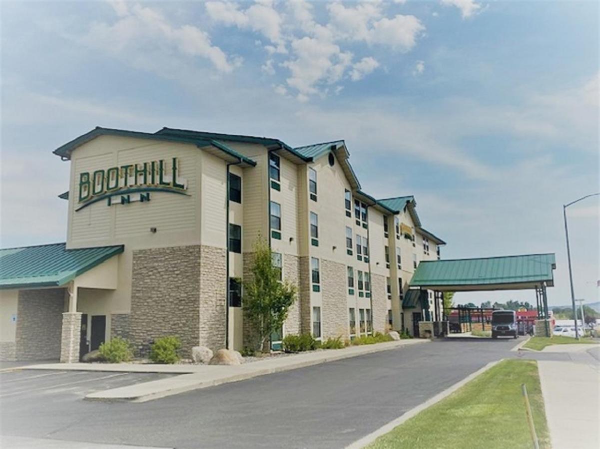 Отель  Отель  Boothill Inn And Suites