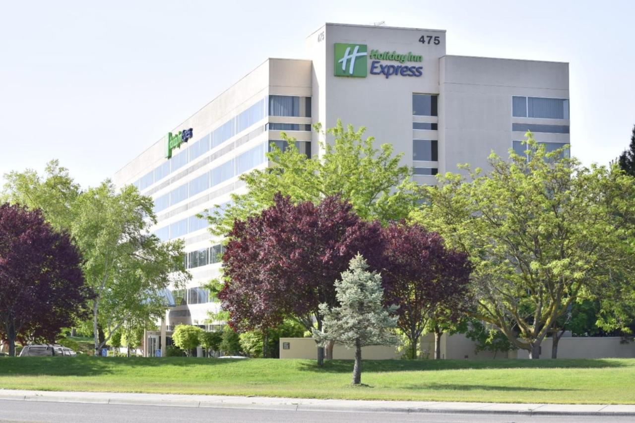 Отель  Отель  Holiday Inn Express Boise Downtown, An IHG Hotel