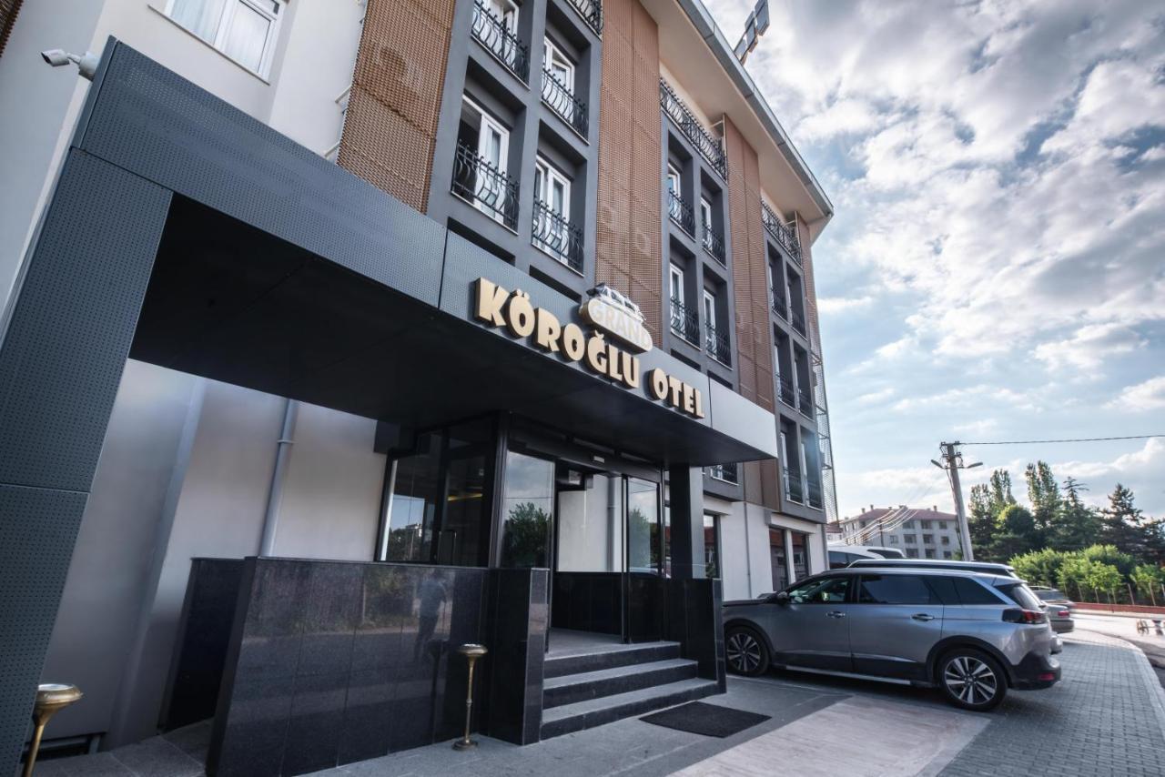 Фото Отель BOLU GRAND KÖROĞLU OTEL