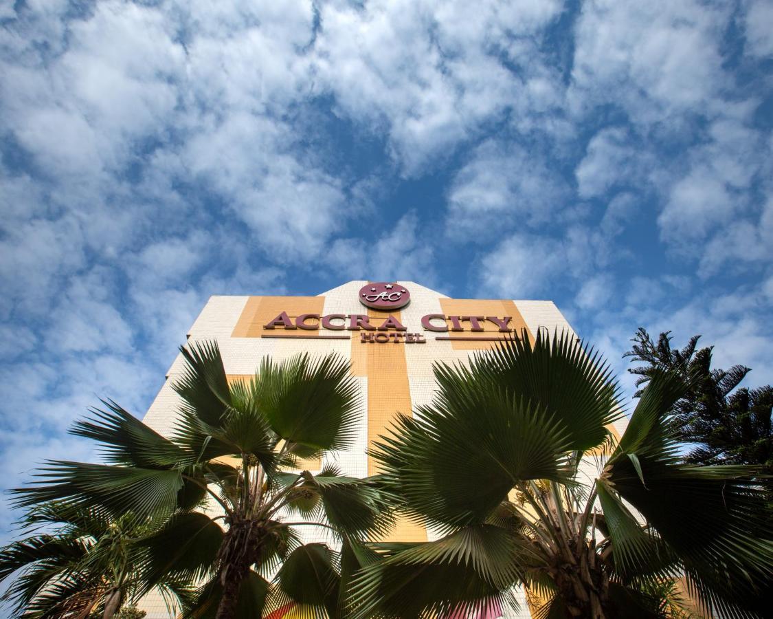 Отель  Отель  Accra City Hotel