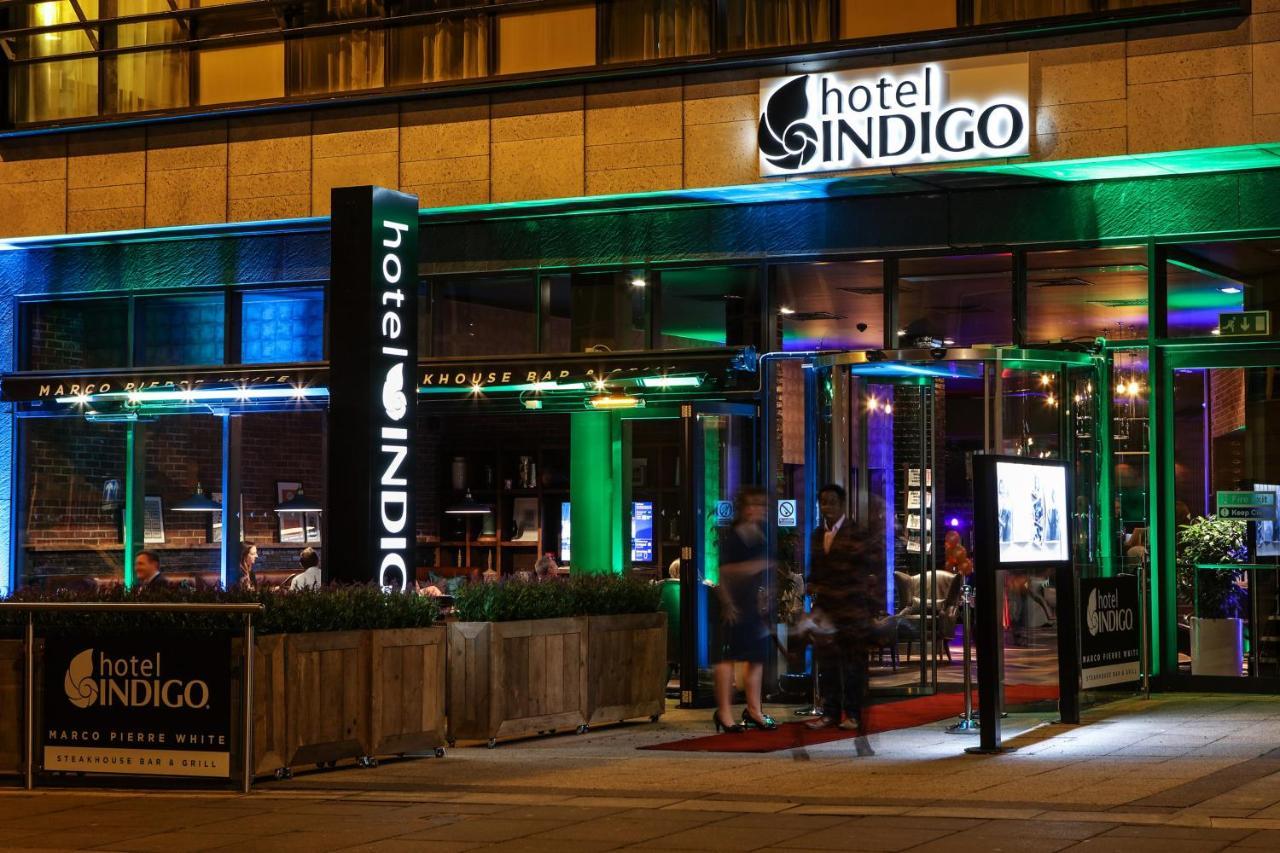 Отель  Hotel Indigo Liverpool  - отзывы Booking