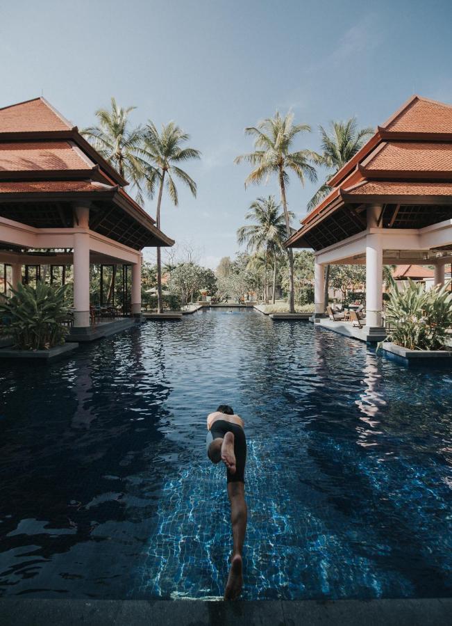 Курортный отель  Banyan Tree Phuket