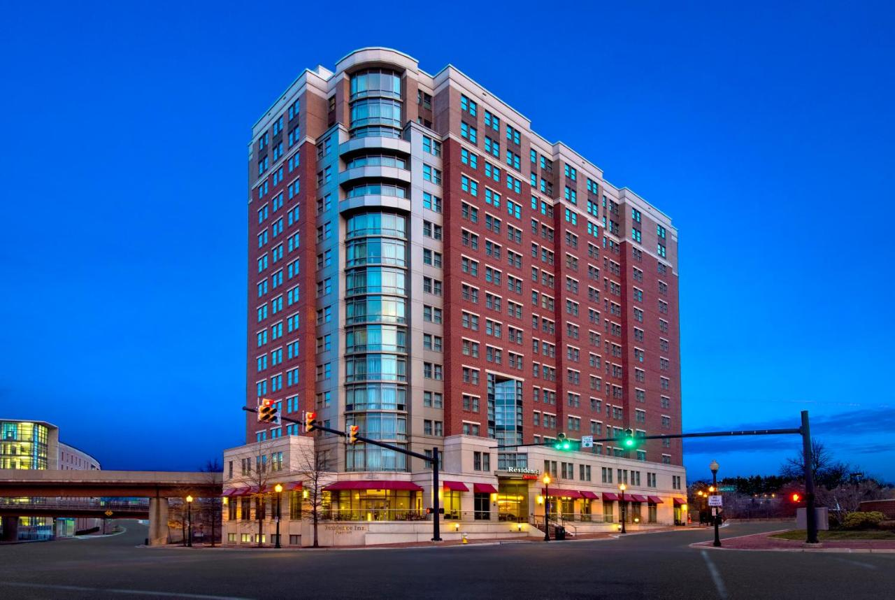 Отель  Отель  Residence Inn Alexandria Old Town South At Carlyle