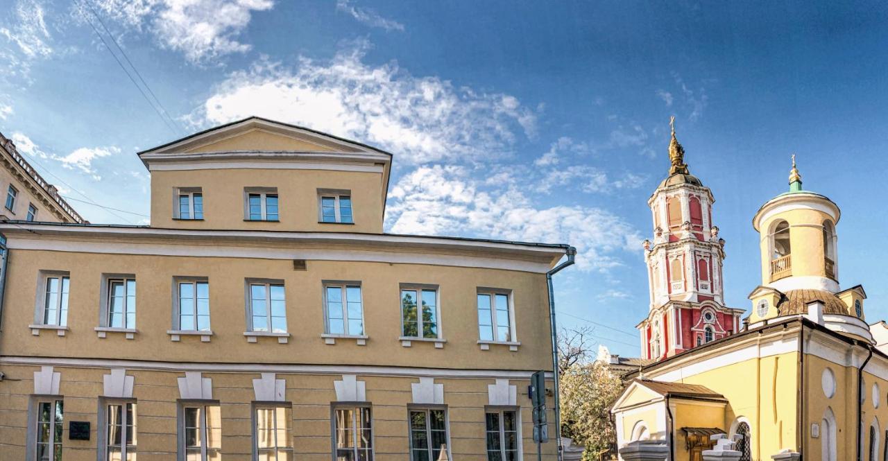 Отель  Отель  Бутик Отель Меншиков