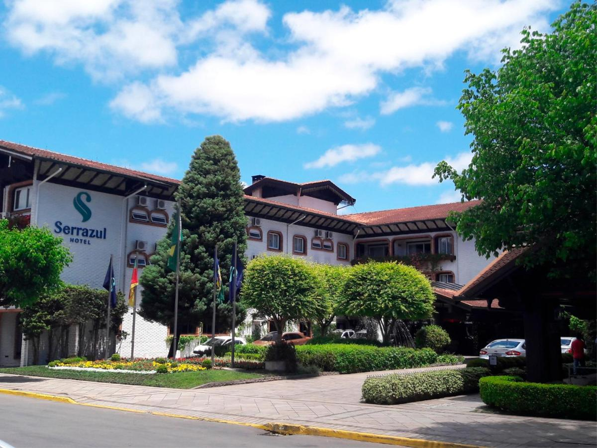 Отель  Serrazul Hotel Distributed By Intercity