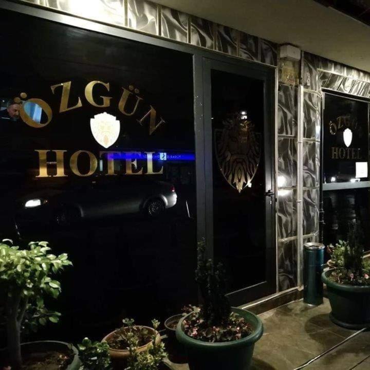 Отель  ÖZGÜN HOTEL