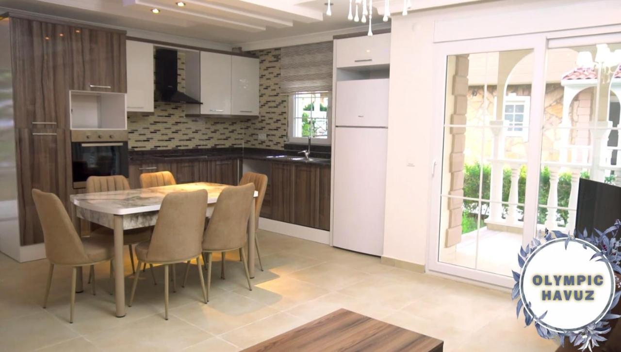 Вилла  Super Luxury 3 Bedrooms Villa Avsallar Number 3