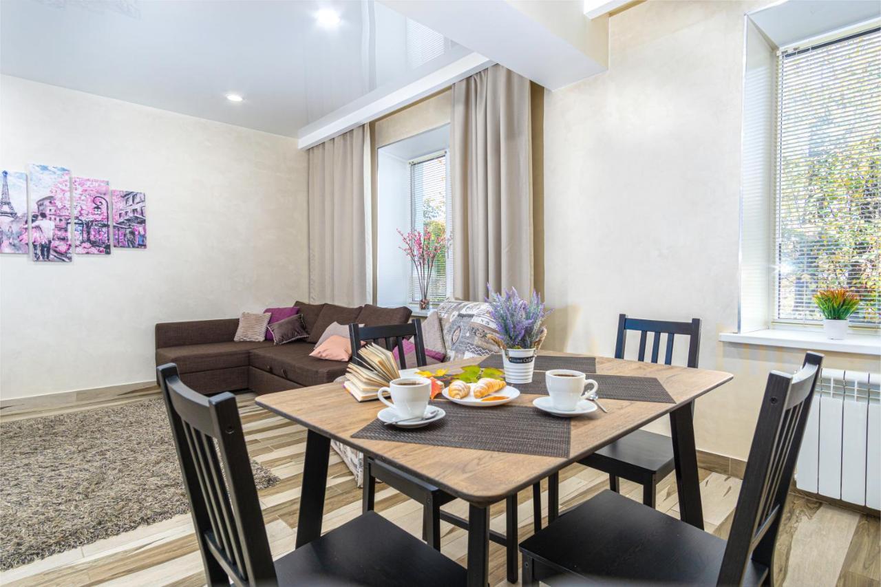 Апартаменты/квартира  Bliss aparts Centre- Deputatskaya C  - отзывы Booking
