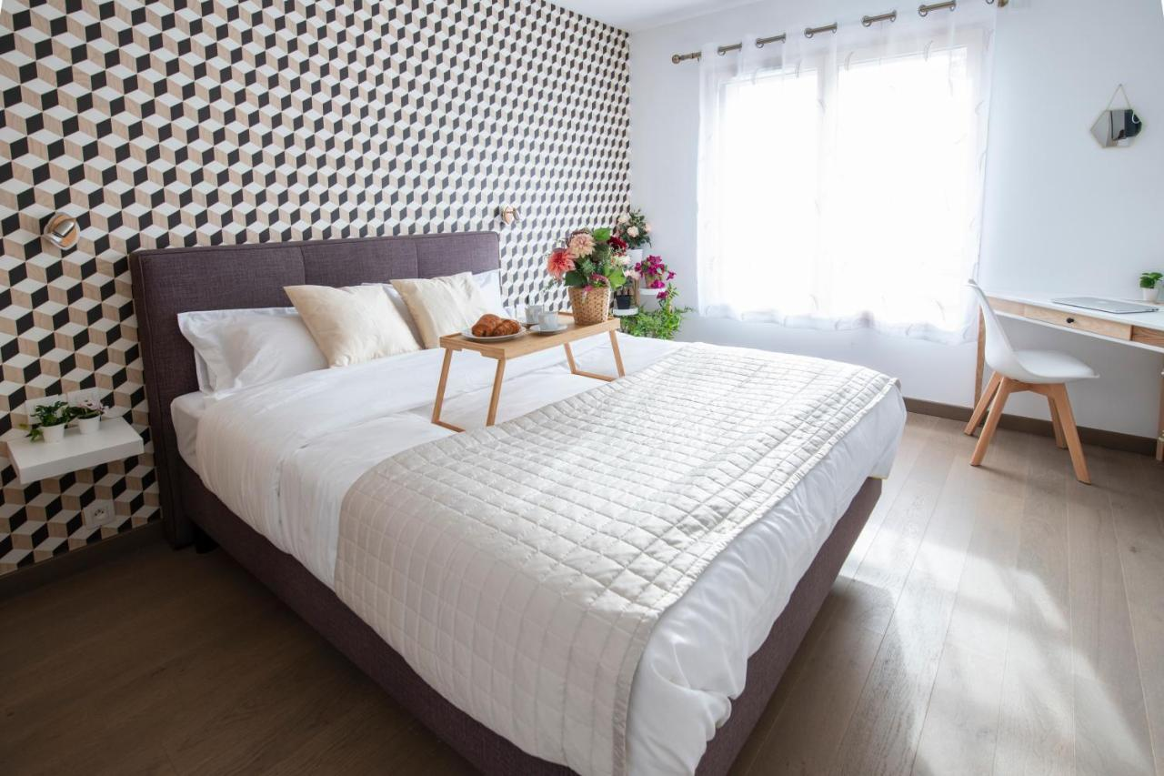 Апартаменты/квартира  La Villa et sa plume  - отзывы Booking