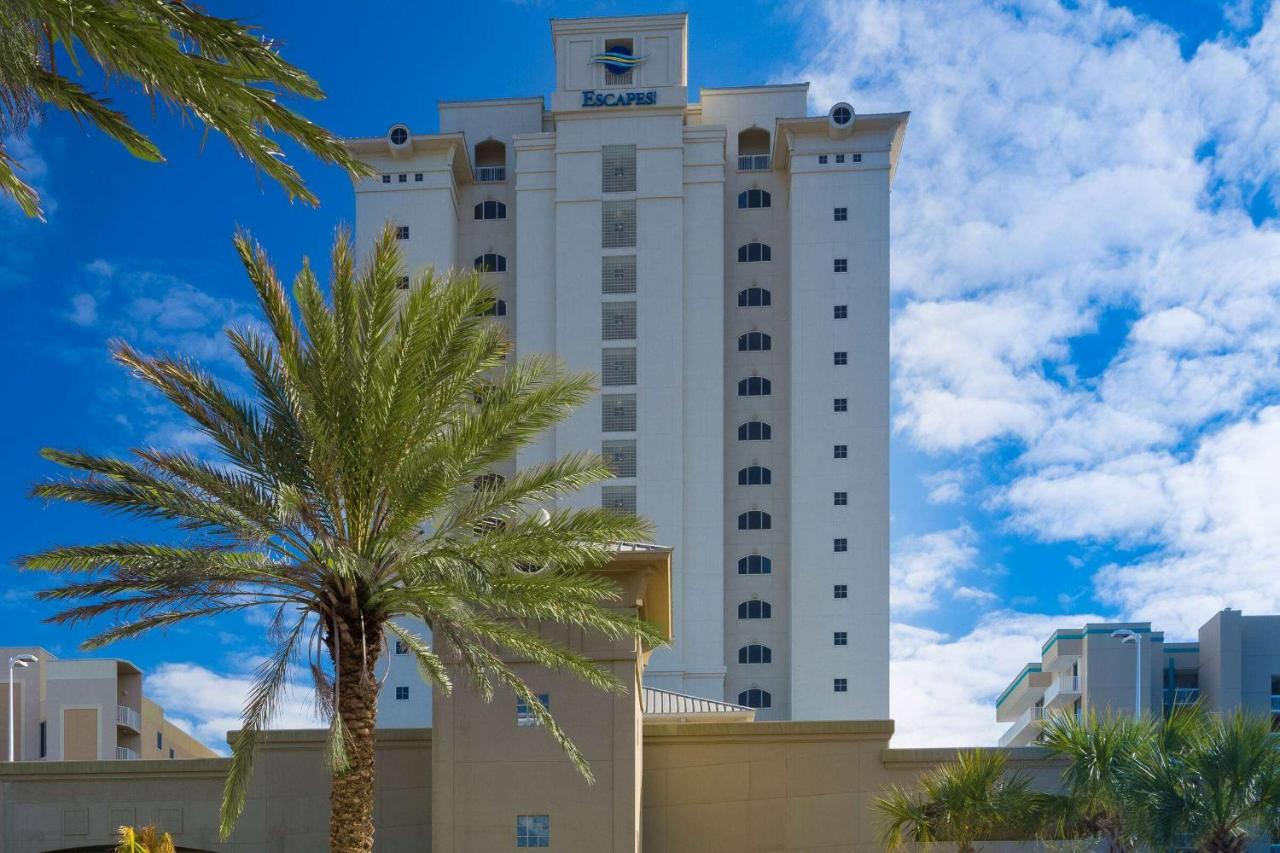Отель  Escapes! To The Shores Orange Beach, A Ramada By Wyndham
