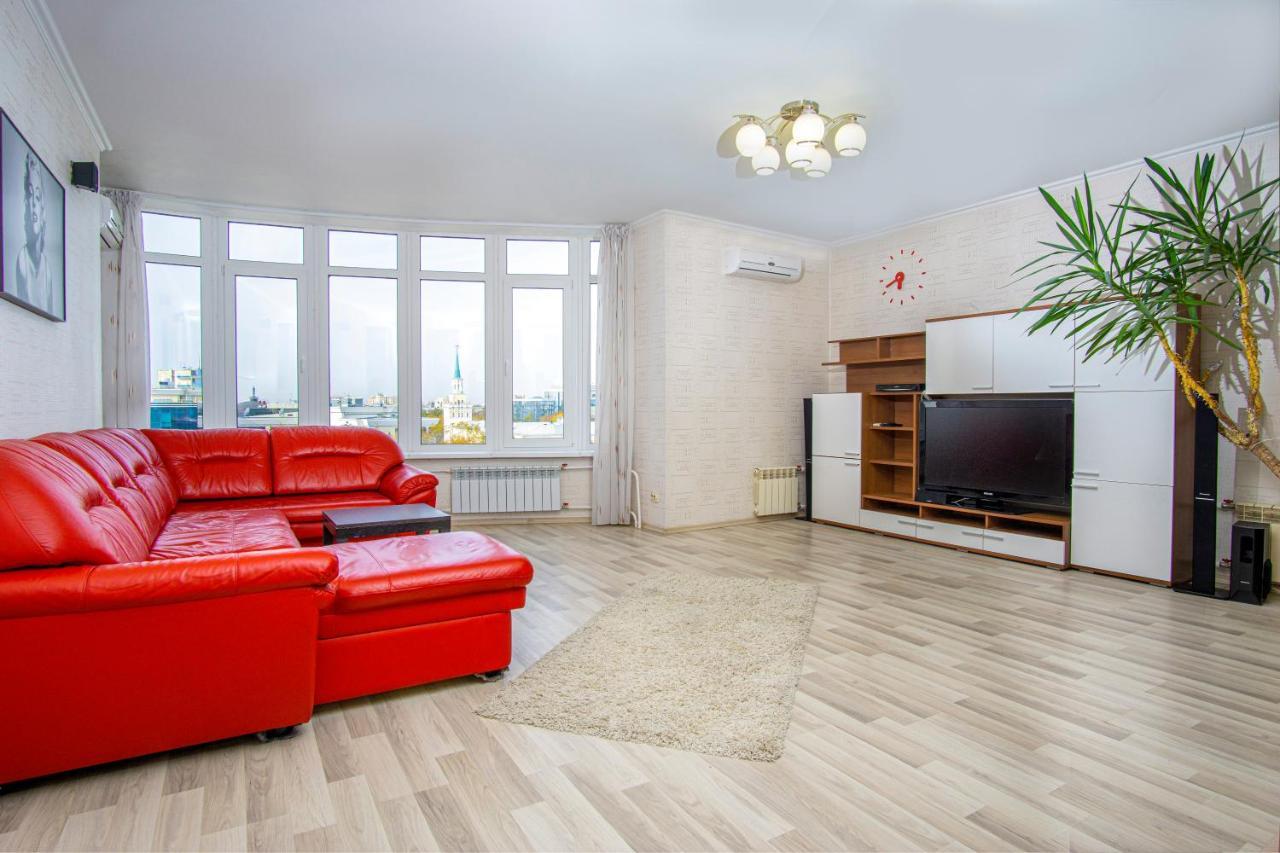 Апартаменты/квартира  ПЕНТХАУС 110 м2 в САМОМ ЦЕНТЕ ЯРОСЛАВЛЯ  - отзывы Booking