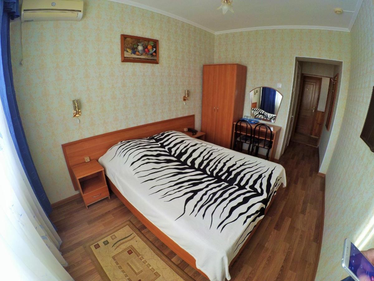 Отель Гостиница Чайка