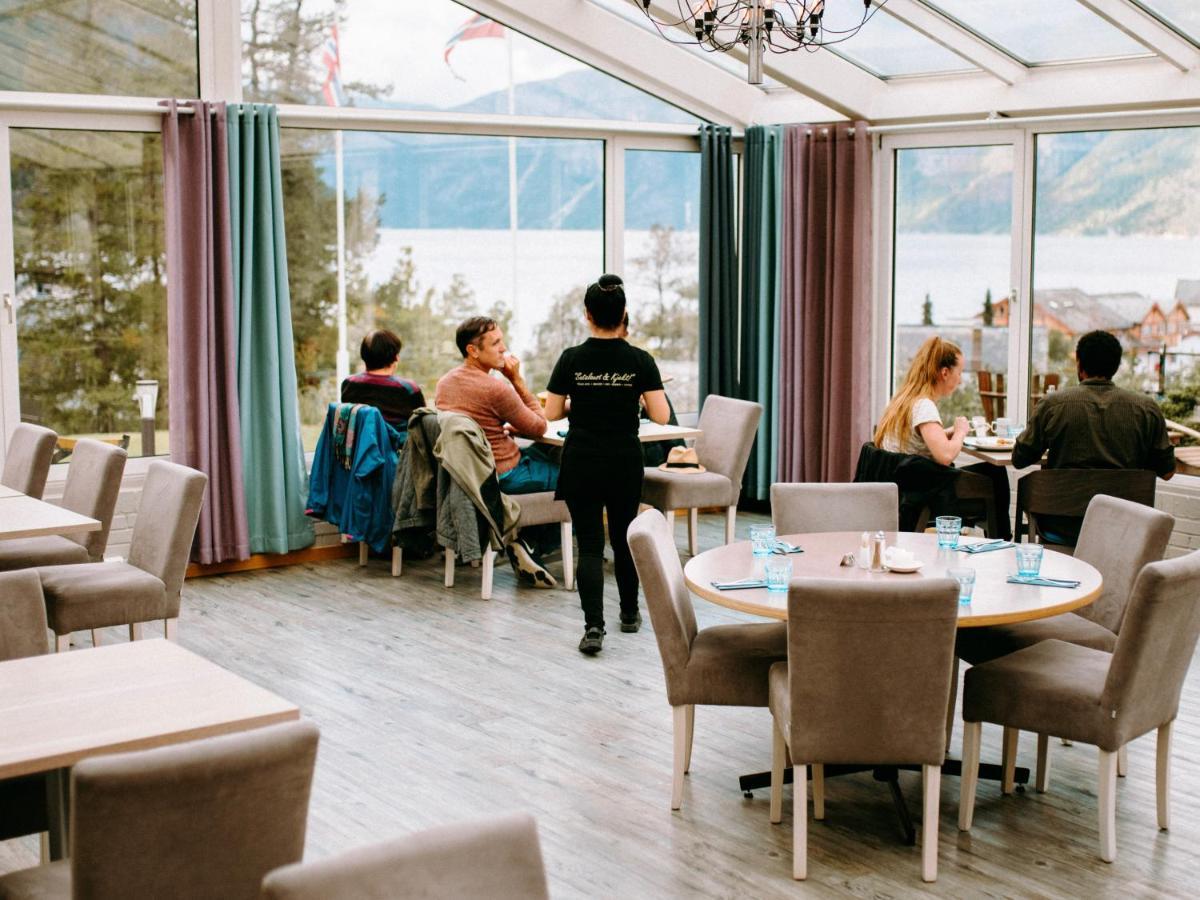 Отель Eidfjord Fjell & Fjord Hotel