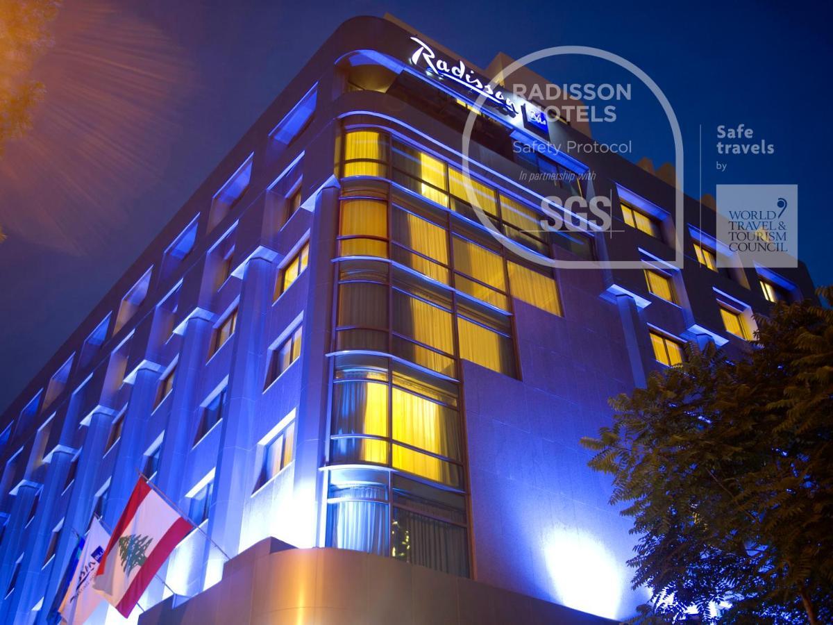 Отель  Отель  Radisson Blu Martinez Beirut