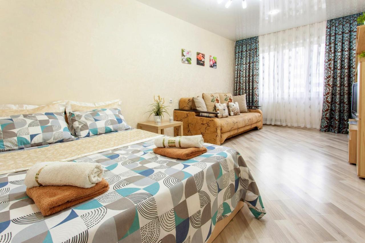 Апартаменты/квартира Апартаменты до 5 гостей, на Котлярова, ЗИП, ЭКСПО, Тандер - отзывы Booking