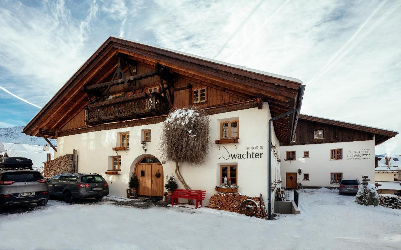 Фермерский дом  Bauernhof Wachter  - отзывы Booking