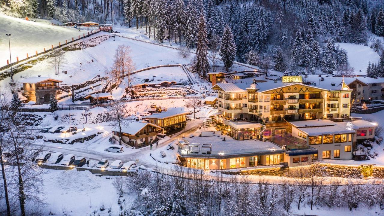 Отель  Alpin Family Resort Seetal