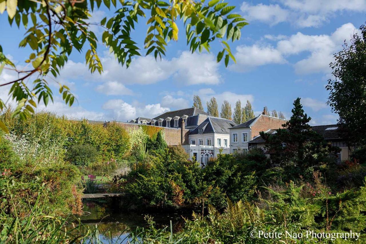 Гостевой дом  Au Jardin Des Deux Ponts