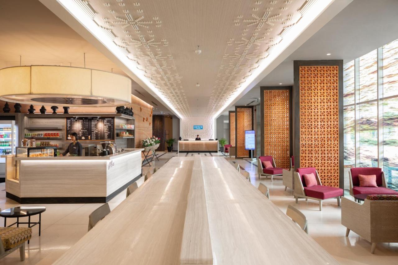 Отель  Centra by Centara Government Complex Hotel & Covention Centre Chaeng Watthana  - отзывы Booking