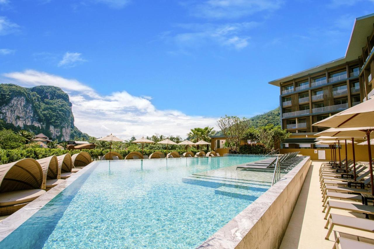 Курортный отель  Centra By Centara Phu Pano Krabi