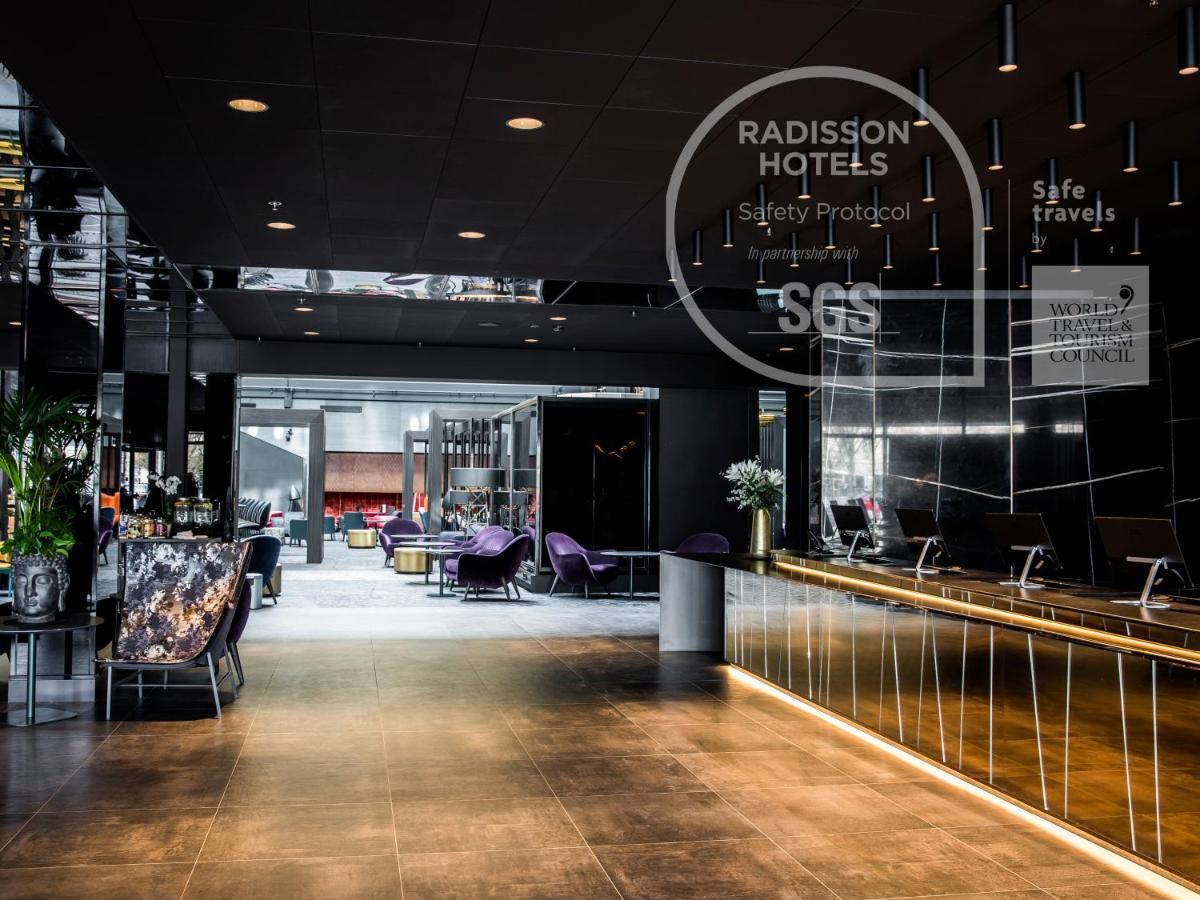 Отель  Отель  Radisson Blu Scandinavia Hotel, Göteborg