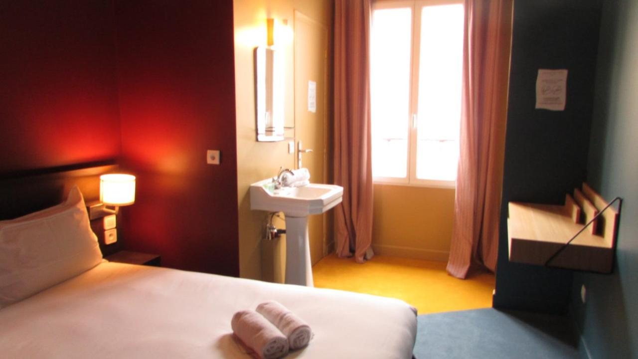 Отель  Untalented Hotel - Villette  - отзывы Booking