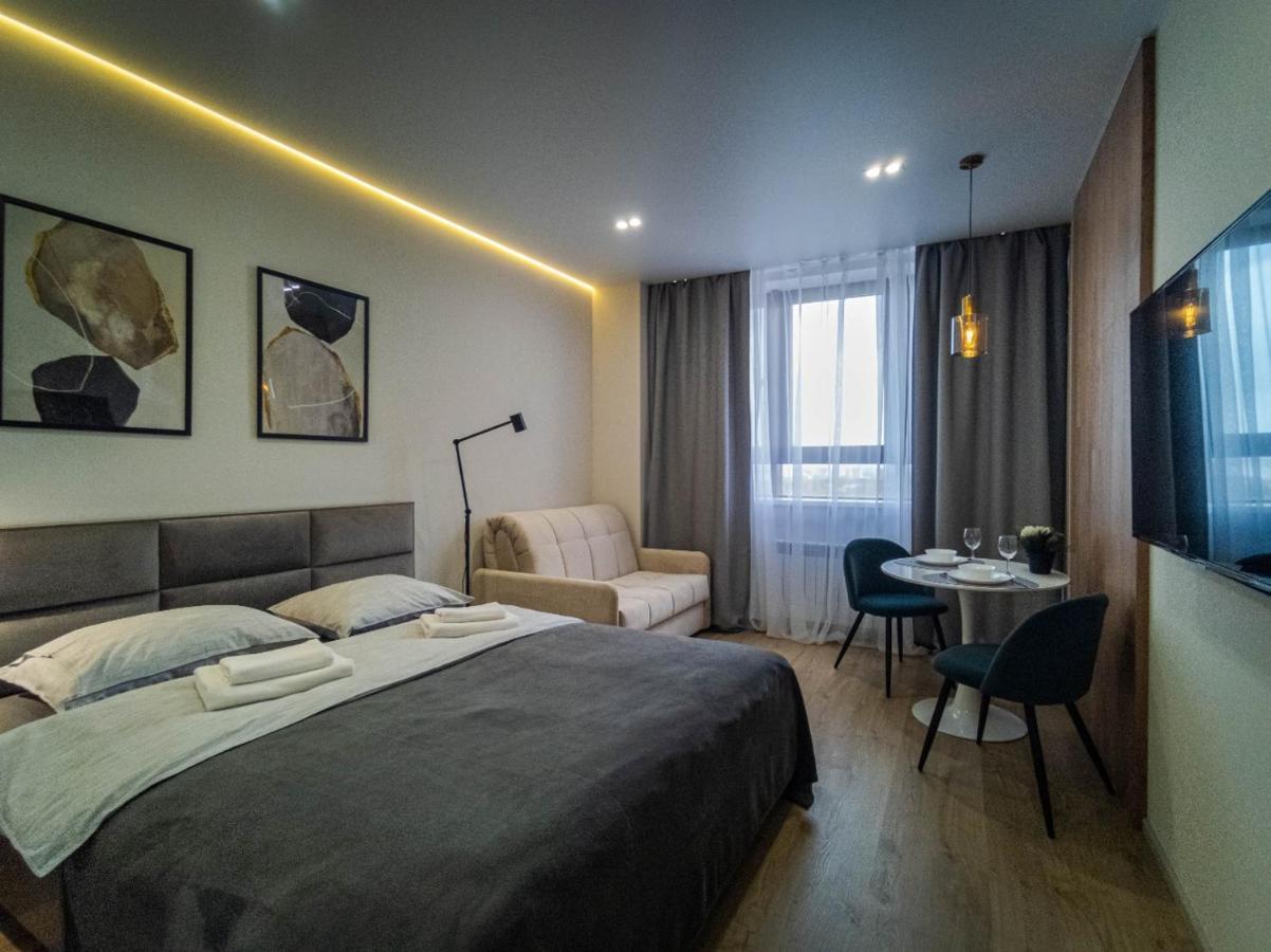 Апартаменты/квартиры  ЯрСити  - отзывы Booking