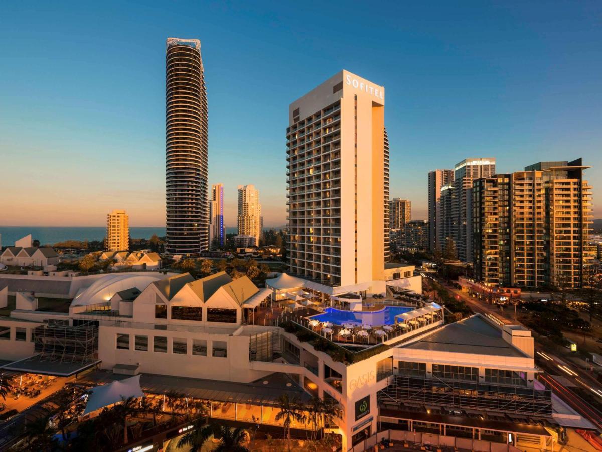 Отель  Sofitel Gold Coast Broadbeach  - отзывы Booking
