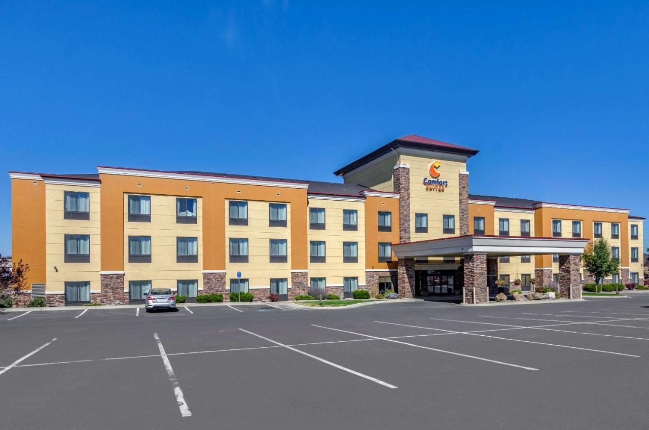 Отель  Отель  Comfort Suites Airport Helena