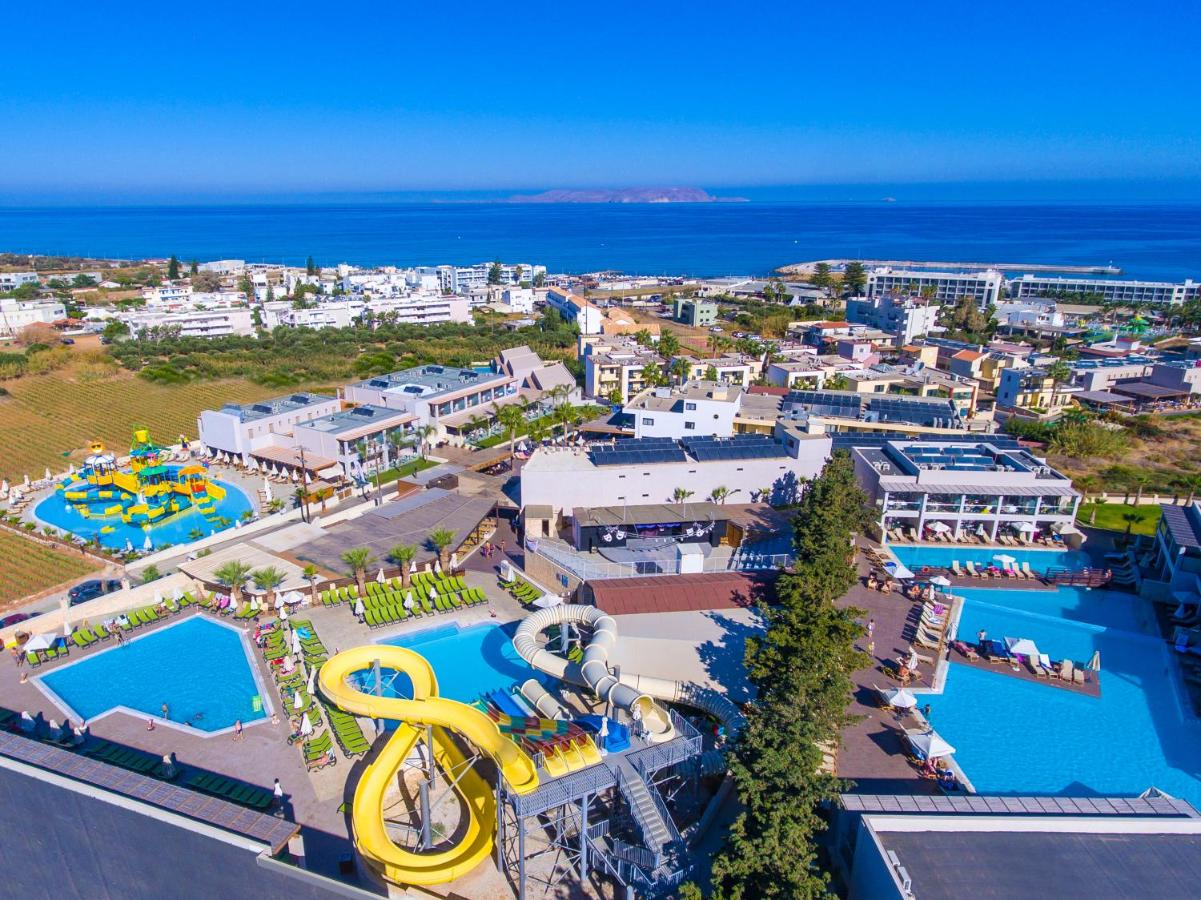 Курортный отель  Gouves Waterpark Holiday Resort