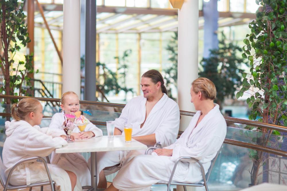 Апартаменты/квартиры  Imatran Kylpylä Spa Apartments  - отзывы Booking