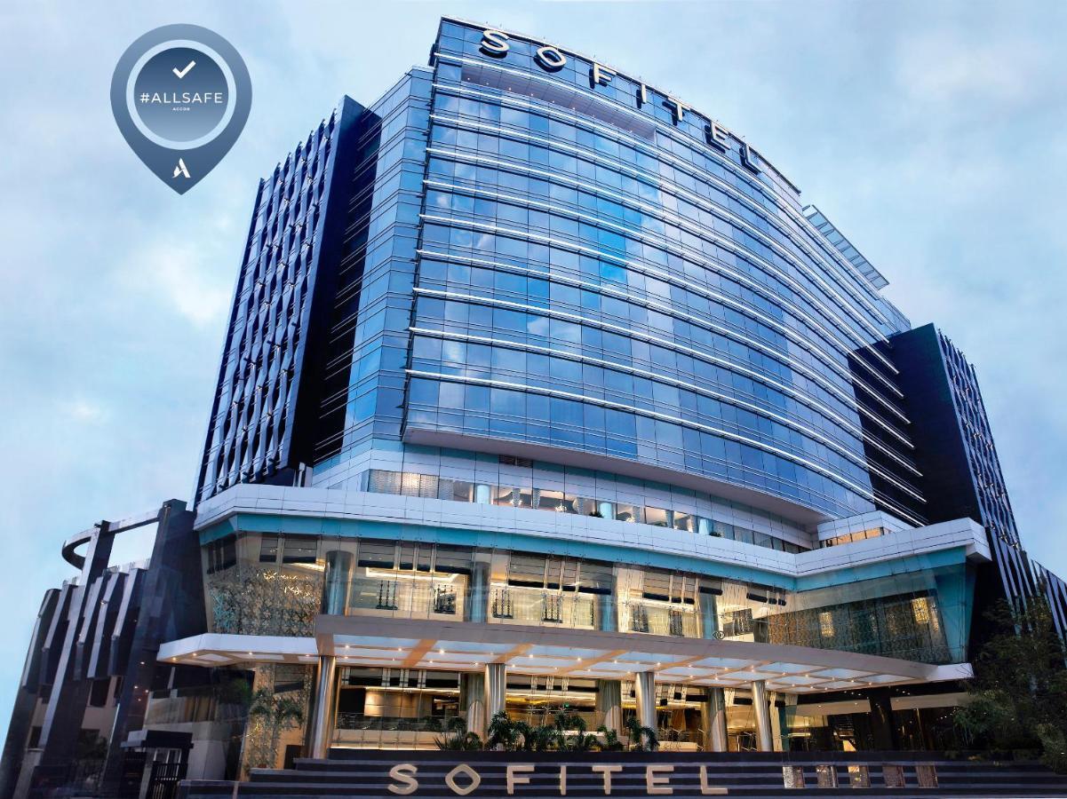 Отель  Sofitel Mumbai BKC