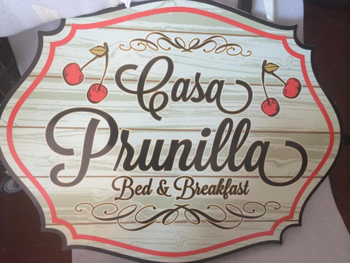Отель типа «постель и завтрак»  Casa Prunilla