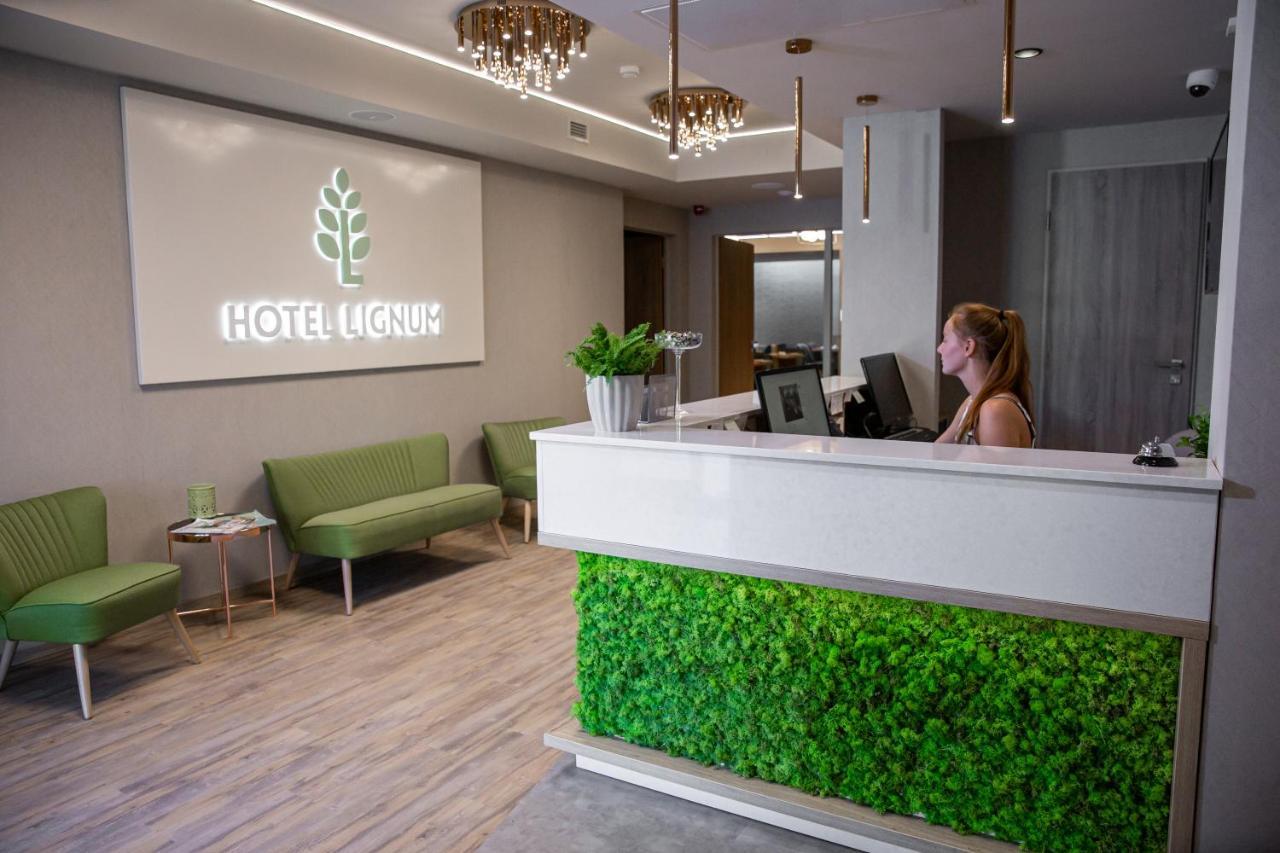 Отель  Lignum Hotel  - отзывы Booking