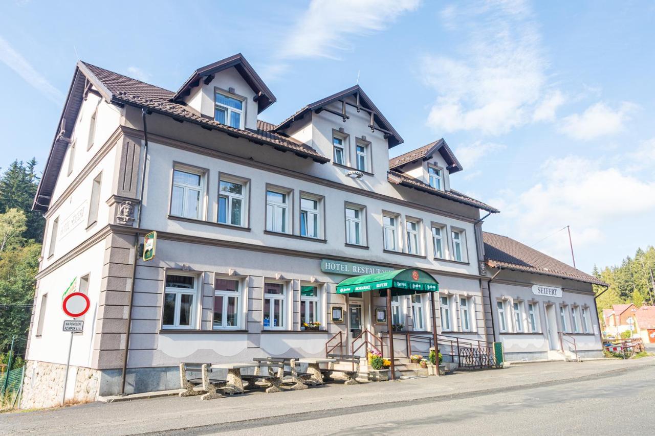Отель  Hotel Seifert