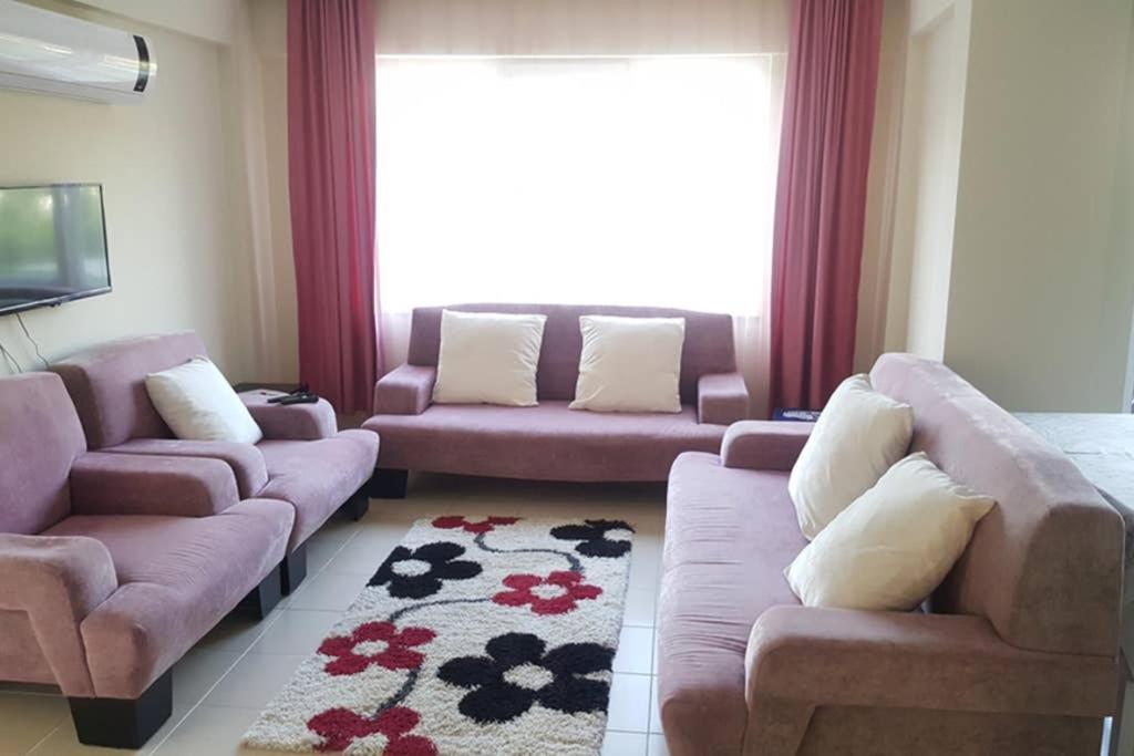 Апартаменты/квартира  Dalamanda Yeşillik Içinde Apart Daire