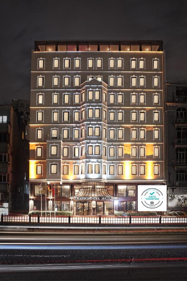 Отель  Grand Hotel Halic  - отзывы Booking