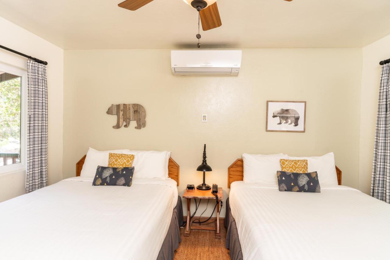 Отель  Buckeye Tree Lodge