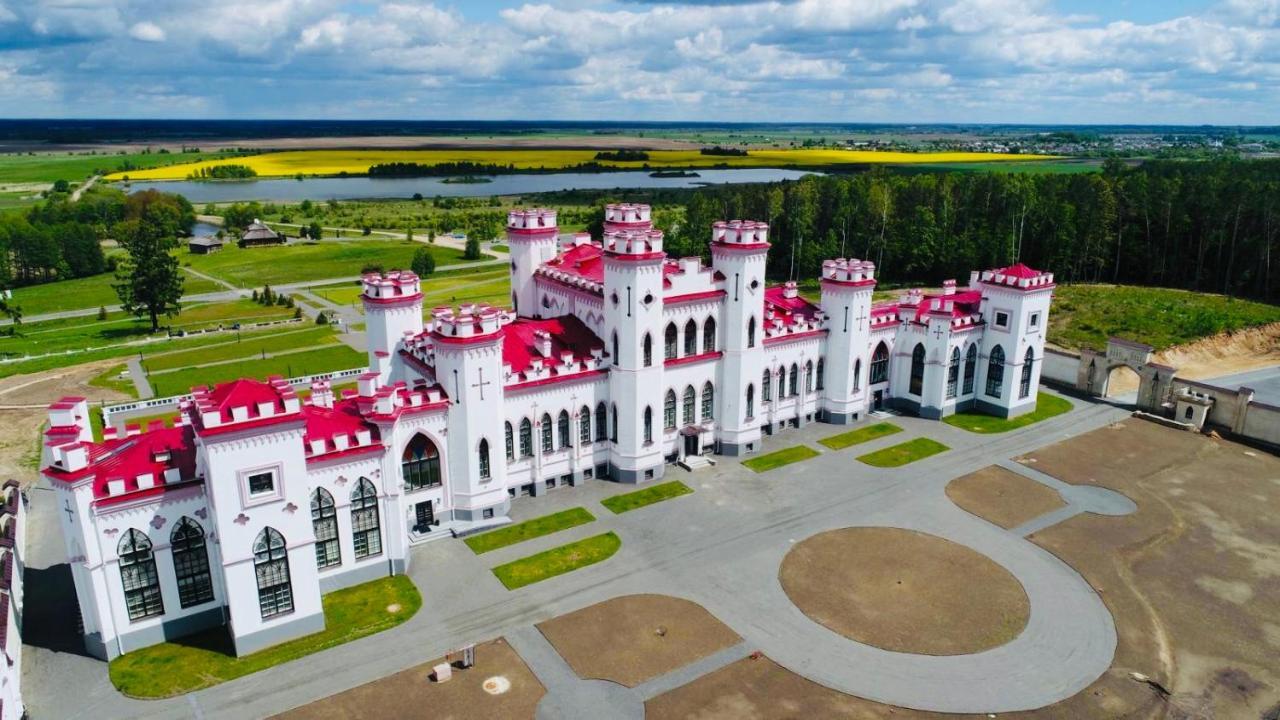 Отель  Отель Пусловских Коссовский дворец  - отзывы Booking