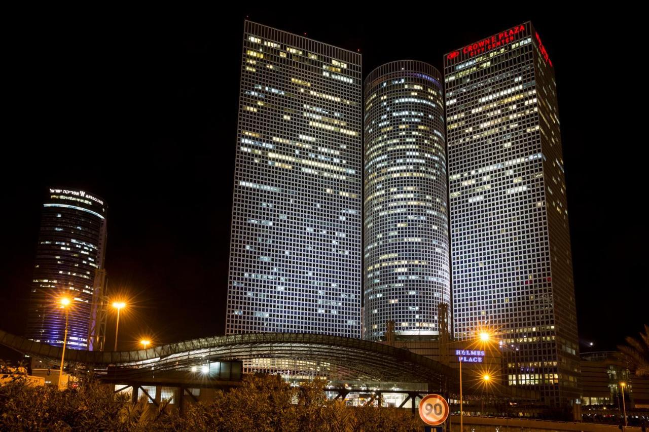 Отель  Crowne Plaza Tel Aviv City Center, an IHG Hotel  - отзывы Booking