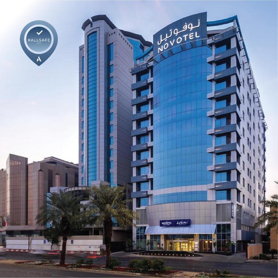 Отель  Отель  Novotel Jeddah Tahlia