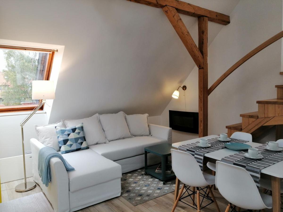 Апартаменты/квартира  Apartamentai Niden - su terasa ir vaizdu i marias Nidos centre  - отзывы Booking