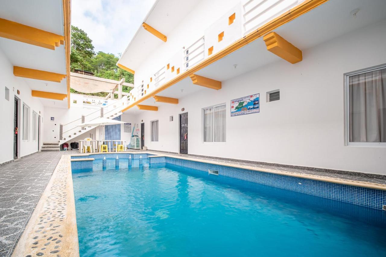 Отель Отель OYO Hotel Posada San Vicente